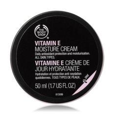 Harga The Body Shop Vitamin E Moisture Cream 50Ml Di Banten