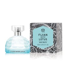 Toko The Body Shop Voyage Fijian Water Lotus Edt 50Ml Online Terpercaya