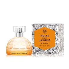Jual The Body Shop Voyage Indian Night Jasmine Edt 50Ml Banten Murah