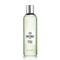 Toko The Body Shop White Musk L Eau Shower Gel 250Ml Online Banten