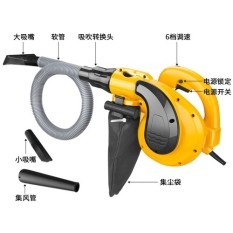 The dynamoelectric computer hair dryer computer accessories tool absorbs a small scaled 220 vs of dust and then holds hands to run a household to use drum breeze machine - intl
