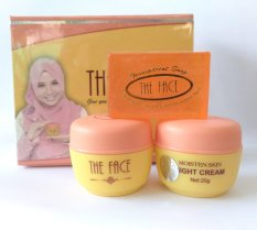 Spesifikasi The Face Cream Paket Krim Muka The Face Original Bpom Bagus