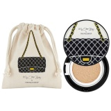 Jual The Face Shop Cc Intense Cover Cushion Spf 50 Pa 15 G V201 Apricot Beige My Other Bag Edition Murah