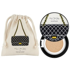 Daftar Harga The Face Shop Cc Intense Cover Cushion Spf 50 Pa 15 G V201 Apricot Beige My Other Bag Edition The Face Shop