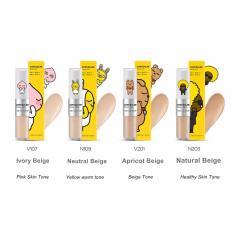 Spesifikasi The Face Shop Concealer Dual Veil 4 3G 3 8G V 203 Natural Beige Kakao Friends Edition Online