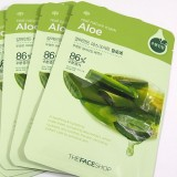 Spesifikasi The Face Shop Real Nature Mask Sheet Set Of 5 Aloe Free Real Nature Mask Sheet Random Variant Lengkap Dengan Harga