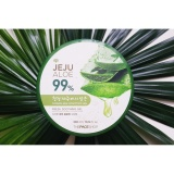 Model The Faceshop Jeju Aloe Soothing Gel Original 300Ml Terbaru