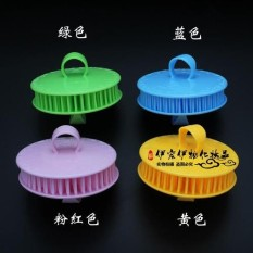 Pijat Shampooes Sisir/Sisir Kepala Lingkaran Plastik Lunak Sisir/Keselamatan Tidak Beracun Kesehatan ringan untuk Menyisir Chi-Internasional