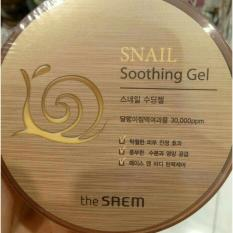 Harga Termurah The Saem Snail Soothing Gel 300Ml