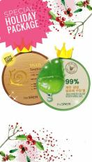 Model The Saem Snail Soothing Gel The Saem Jeju Aloe Vera 99 Soothing Gel Terbaru