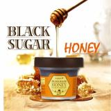 Jual The Skin Food Black Sugar Honey Mask Wash Off Skinfood Online