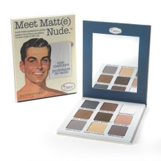 Beli Ready Stock Thebalm Meet Matte N*d*