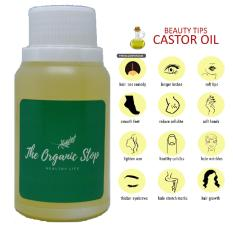 TheOrganicStop Natural Pure Castor Oil 135 ml