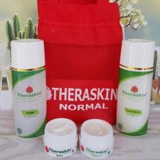 Spek Theraskin Cream Pemutih Wajah Normal Whitening Indonesia