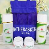 Beli Theraskin Paket Bpom Cream Perawatan Kulit Untuk Acne Glowing Flek Normal Sensitif Oily Dengan Kartu Kredit