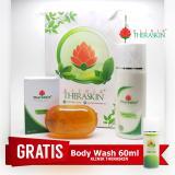 Harga Theraskin Paket Body Whitening Basic Daily Care Pemutih Kulit Theraskin Body Whitening Prima Spf 30 Yg Bagus