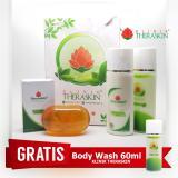 Harga Theraskin Rapid Lotion Paket Body Whitening Untuk Hiper Pigmentasi Kulit Sangat Gelap Free Body Wash Termahal
