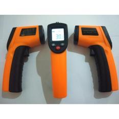 Spesifikasi Thermogun Digital Termometer Infrared Pengukur Suhu Gm320 Online