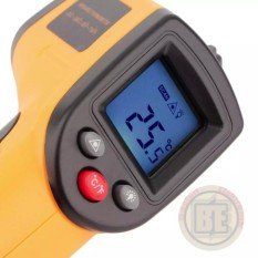 Thermometer Infrared Thermogun Pengukur Suhu Digital Non Contact Gm320 Temperatur Thermometer Diskon 30