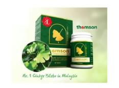 Thomson Activated Ginkgo Extract / Jamu
