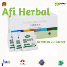 Ongkos Kirim Tianshi Jiang Zhi Tea 20 Sachet Di Jawa Timur