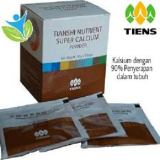 Spek Tianshi Nutrient Calcium Powder Tiens Internasional