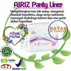 Harga Tiens Airiz Panty Liner Kesehatan Anti Iritasi Mengatasi Keputihan 100 Terbukti Ampuh By Afiyah Herbal Tiens Ori