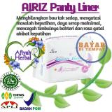 Toko Tiens Airiz Panty Liner Kesehatan Anti Iritasi Mengatasi Keputihan 100 Terbukti Ampuh By Afiyah Herbal Lengkap Jawa Timur