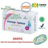 Harga Tiens Airiz Panty Liner Kesehatan Paket Promo Fullset Murah