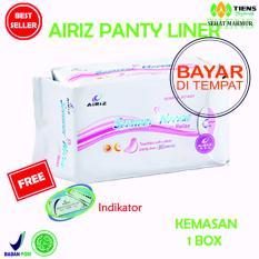 Model Tiens Airiz Panty Liner Kesehatan Paket Promo Terbaru