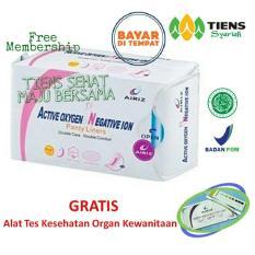 Toko Jual Tiens Airiz Panty Liner Kesehatan Paket Promo Tsmb