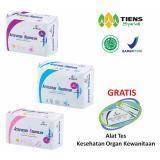 Jual Tiens Airiz Pembalut Kesehatan Paket Hemat 1 Day 1 Night Free 1 Member Card Th Murah