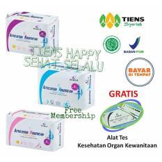 Tiens Airiz Pembalut Kesehatan untuk Siang Malam Paket Hemat by Tiens Happy Sehat Selalu (PROMO)