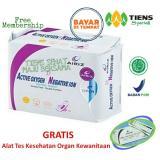 Harga Tiens Airiz Pembalut Kesehatan Untuk Siang Paket Promo Tiens Ori