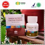 Jual Tiens Best Seller Peninggi Nutrient Hight Calcium Powder Zinc Herbal Alami Promo Terbaik Murah Indonesia