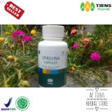 Tiens Best Seller Spirulina Capsules Paket 1 Full 100 Capsules By Af Tiens Herbal Store Asli