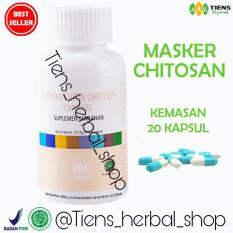 Toko Tiens Chitin Chitosan Capsules Detox Herbal Pelangsing Tianshi Ori Masker Perawatan Kulit Berminyak Free Kuas Masker Free Member Card Online