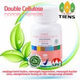Harga Tiens Double Cellulose Nutrisi Serat Ganda Obat Wasir Ambeien Serta Pencegah Kanker Usus By Silfa Shop Satu Set