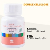Review Tiens Double Cellulose Penahan Nafsu Makan Sale Jawa Timur
