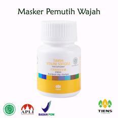 Promo Toko Tiens Gallery Masker Pemutih Vitaline 1 Botol