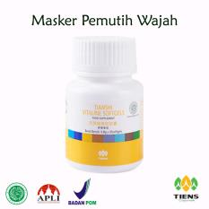 Beli Tiens Gallery Masker Pemutih Vitaline 10 Capsules Online Terpercaya