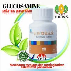 Situs Review Tiens Glucosamin Pelumas Persendian Obat Herbal Asam Urat Silfa Shop
