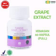 Dimana Beli Tiens Grape Extract Herbal Alami Solusi Stroke Jantung Dan Darah Tinggi Tiens