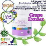 Model Tiens Grape Extract Imunitas Tubuh Asam Urat Hipertensi Darah Tinggi 1 Botol Isi 60 Kapsul By Afiyah Herbal Terbaru