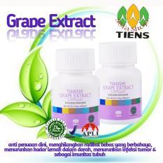 Spesifikasi Tiens Herbal Grape Extract Pengobat Jantung Koroner Pengencer Darah Mengurangi Kadar Kolesterol Serta Anti Penuaan Dini By Silfa Shop Yang Bagus