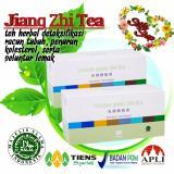 Spesifikasi Tiens Jiang Zhi Tea Teh Herbal Pelangsing Pembakar Lemak Detoksifikasi Racun Tubuh By Silfa Shop Freegift Baru