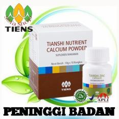 Toko Tiens Herbal Peninggi Badan Paket 10 Hari Bisa Tinggi Hemat Tiens