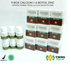 Harga Tiens Herbal Peninggi Badan Paket Platinum Promo Baru Murah
