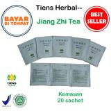 Review Tiens Herbal Jiang Zhi Tea Teh Hijau Teh Pelangsing Badan Penghancur Lemak Obat Kolesterol Herbal Obat Diet Herbal Paket Hemat 20 Sachet Gratis Member Card Th Tiens