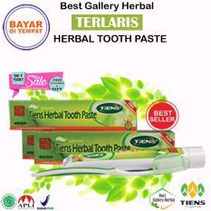 Harga Tiens Herbal Toothpaste Fullset Murah